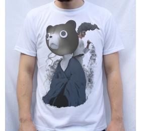 Kuma - Afro Samurai T-Shirt Design