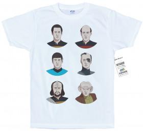A fistful of Datas T shirt Artwork, Data, Star Trek