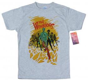 The Warriors T shirt Artwork