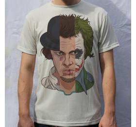 Alex Tyler Joker T Shirt Artwork