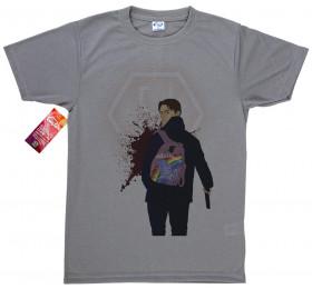 Takeshi Kovacs T shirt Design, Altered Carbon
