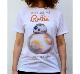 BB-8 Droid T shirt Design