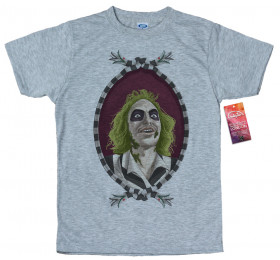 Beetlejuice T shirt Artwork