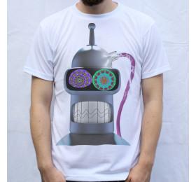 Bender 3D T Shirt Design