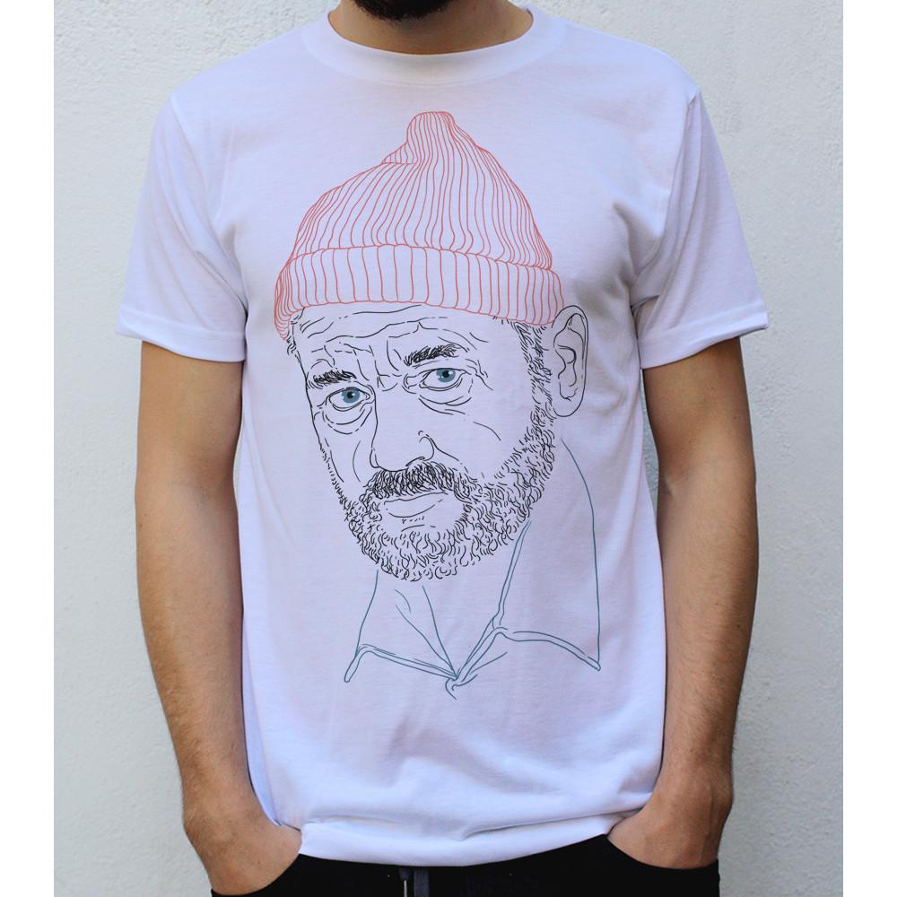Bill Murray, Steve Zissou T-Shirt Design