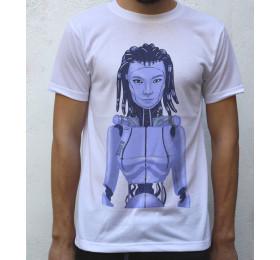 Bjork T shirt Artwork