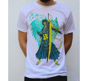 Bleach Inspired T shirt Artwork by ofGiorge