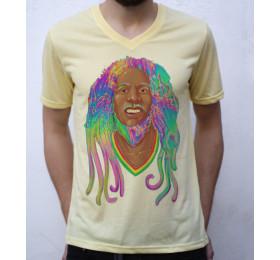 Bob Marley T shirt Artwork