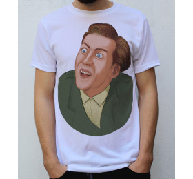 You Don't Say T-shirt Artwork, Nicolas Cage Meme