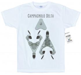 Campagnolo Delta Brakes T shirt Design