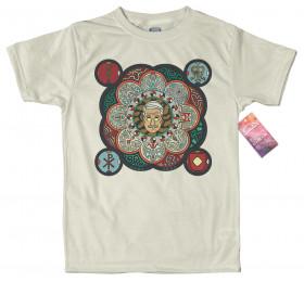 Carl Jung T shirt Artwork by Selenium  #The Red Book #mandala
