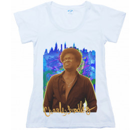 Charles Bradley T shirt Design
