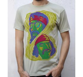 Cheech and Chong T shirt Artwork