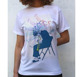 Chet Baker T shirt Artwork