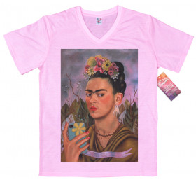 Frida Kahlo T shirt, Self-ie-Portrait