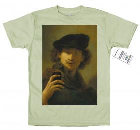 Rembrandt T shirt, Self-ie-Portrait