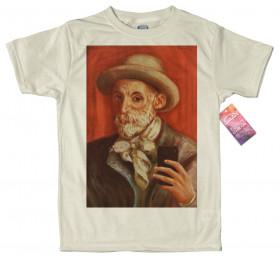 Pierre-Auguste Renoir T shirt, Self-ie-Portrait