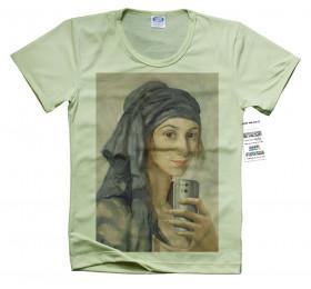 Zinaida Serebriakova T shirt, Self-ie-Portrait