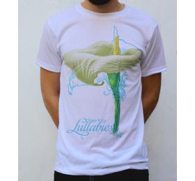 Lullabies T shirt Artwork, Cocteau Twins Inspired