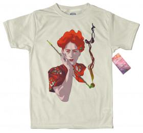 Jean Cocteau T shirt Artwork by rosenfeldtown