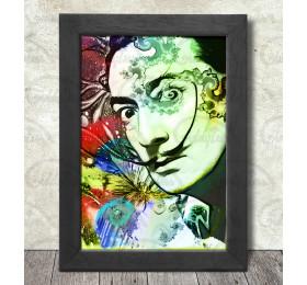 Salvador Dali Poster Print A3+ 13 x 19 in - 33 x 48 cm