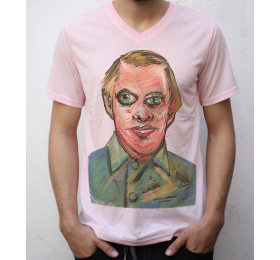 Willem de Kooning Portrait T shirt Artwork