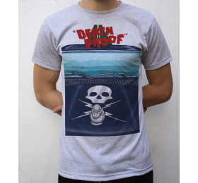 Death Proof T shirt Artwork