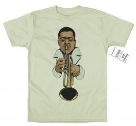 Donald Byrd T shirt Artwork