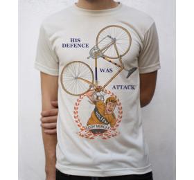 Eddy Merckx T shirt Artwork
