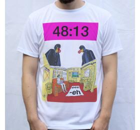 Eez-Eh Artwork T-Shirt 48:13, Kasabian Inspired