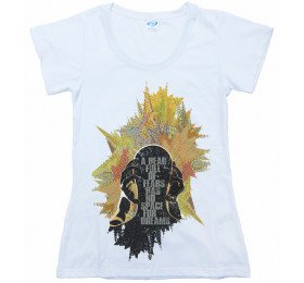 Fears and Dreams Artwork T Shirt