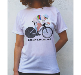 Fabian Cancellara T shirt Artwork