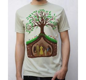 Fantastic Mr. Fox Inspired T shirt Artwork