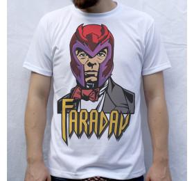 Faraday - Magneto T-Shirt Design