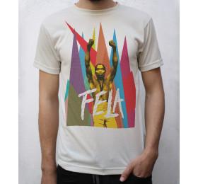 Fela Kuti T Shirt Design