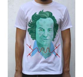 Richard Feynman T shirt Artwork
