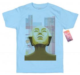Frank Lloyd Wright T shirt Artwork