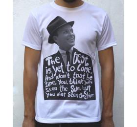 Frank Sinatra T shirt Design