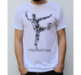 Fred Astaire T shirt Design