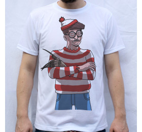 Freddy Wally T shirt Design