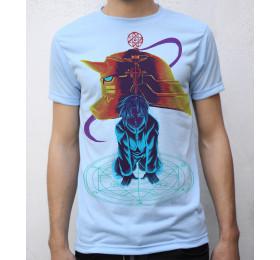 Fullmetal Alchemist T shirt Artwork by ofGiorge