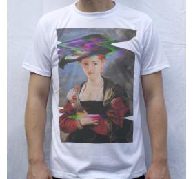 Portrait of Susanna Lunden by Peter Paul Rubens T shirt, Glitch Design
