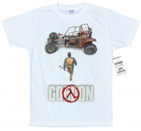 Gordon T shirt Design, #freeman #half-life #akira