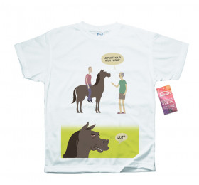 High Horse T-Shirt Design