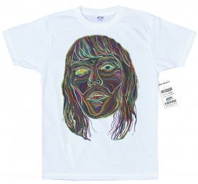 Ian Brown T Shirt Artwork