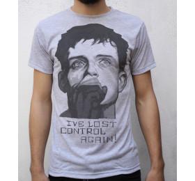 Ian Curtis T shirt Design