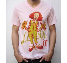 I'm Lovin' IT T-shirt Artwork