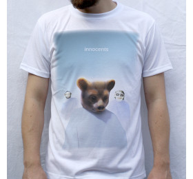 Innocents T-Shirt Artwork, Moby Inspired