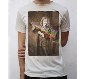 Isaac Newton T shirt Artwork