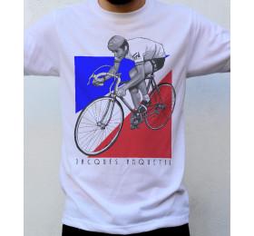 Jacques Anquetil T shirt Artwork